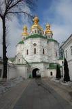 Kiev-Pechersk Lavra monastery in Kiev Stock Image