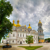 Kiev Pechersk Lavra monastery in Kiev, Ukraine Royalty Free Stock Photo