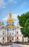 Kiev Pechersk Lavra monastery in Kiev, Ukraine Stock Images
