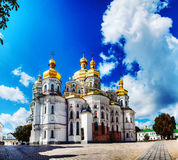 Kiev Pechersk Lavra monastery in Kiev, Ukraine Stock Image