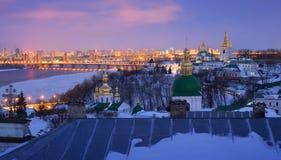 Kiev-Pechersk Lavra Royalty Free Stock Photography