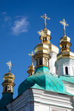 Kiev Pechersk Lavra.Orthodox  monastery Royalty Free Stock Photo