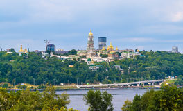 Kiev Pechersk Lavra Orthodox Monastery Royalty Free Stock Image
