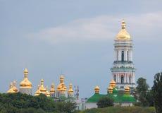 Kiev Pechersk Lavra Orthodox Monastery Royalty Free Stock Images