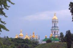 Kiev Pechersk Lavra Orthodox Monastery Stock Images