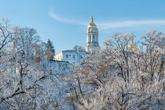Kiev Pechersk Lavra Stock Photography