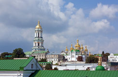 Kiev Pechersk Lavra, Ucrânia Imagem de Stock Royalty Free