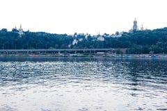 Kiev Pechersk Lavra, Ucrania Imágenes de archivo libres de regalías