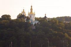 Kiev Pechersk Lavra, Ucrania Fotos de archivo