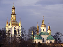 Kiev-Pechersk Lavra in Ukraine Stock Photo