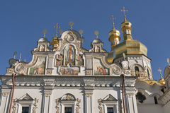Kiev Pechersk Lavra, Ukraine Stock Photos