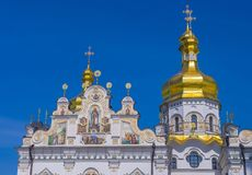 Kiev Pechersk Lavra Royalty Free Stock Photography