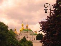Kiev Pechersk Lavra, Ukraine Patrimoine mondial de l'UNESCO Monastère chrétien photo stock