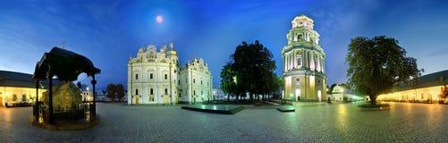 Kiev-Pechersk Lavra. (Ukrainian Kiєvo-Pecherska Laurel) - one of the first of the founding of monasteries in the Old Russian state Stock Image