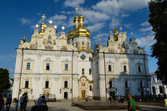 Kiev-Pechersk Lavra Stock Photography