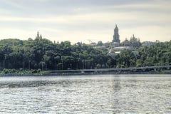 Kiev Pechersk Lavra Stock Images
