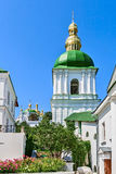 Kiev-Pechersk Lavra was founded in 1051 by Yaroslav the Wise. Royalty Free Stock Photos