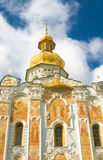 Kiev-Pecherskaya Laura. Orthodox church Stock Images