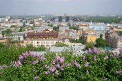 Kiev.Podol. Stockbild