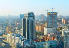 Kiev real estate, Ukraine Stock Photography