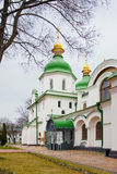 Kiev's landmark - Sophia Cathedral Royalty Free Stock Photos
