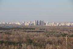 Kiev sovsalområde Fotografering för Bildbyråer
