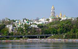 Kiev spring Royalty Free Stock Images