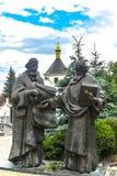 Kiev stora Lavra 34 royaltyfria bilder