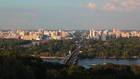 Kiev subway stock footage