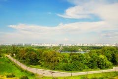 Kiev At Summer Royalty Free Stock Photography