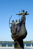 kiev symbol royaltyfri fotografi