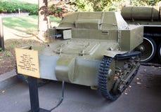 Kiev, tankette soviétique T-27, model 1931 Images libres de droits