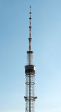Kiev TV Tower Royalty Free Stock Images