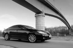 Kiev, Ucrânia - 5 de novembro de 2018: Lexus ES 350 fotos de stock