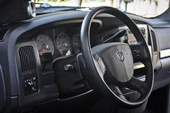 Kiev, Ucraina; 10 aprile 2015 Dodge Ram SRT-10 fotografie stock