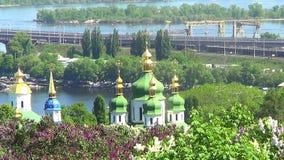 Kiev, Ucrania almacen de video