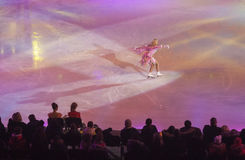 KIEV, UCRANIA: ballet del hielo Imagen de archivo libre de regalías