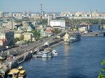 kiev Ukraina obraz stock