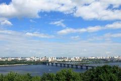 Kiev Ukraina Arkivbilder