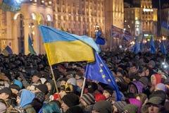 Kiev Ukraina Royaltyfri Foto