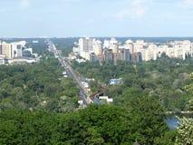 Kiev Ukraina Arkivfoton