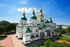 Kiev Ukraine. St. Sophia Cathedral.Kiev Ukraine Stock Image