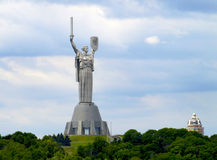 kiev ukraine stock foto's