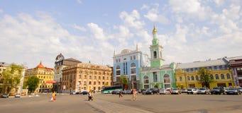 Architecture of Kiev, Ukraine Stock Photo