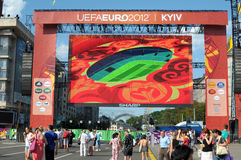 KIEV, UKRAINE - JUNE 19 Royalty Free Stock Photo