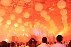 KIEV, UKRAINE - 5 MAI : Exposition d'Innerspace de sensation (ID&T) au NEC le 5 mai 2012 à Kiev, Ukraine Images stock