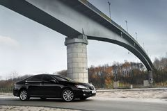 Free Kiev, Ukraine - November 5, 2018: Lexus ES 350 Stock Image - 133770391