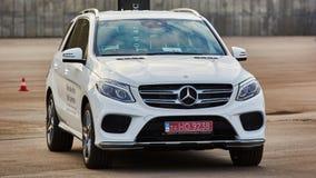 Kiev, Ukraine - OCTOBER 10, 2015: Mercedes Benz Stock Images