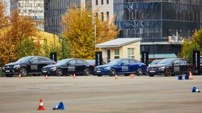 Kiev, Ukraine - OCTOBER 10, 2015: Mercedes Benz Stock Photos