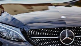 Kiev, Ukraine - OCTOBER 10, 2015: Mercedes Benz Stock Photography